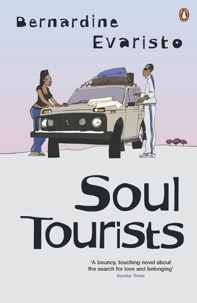 soul tourists book cover