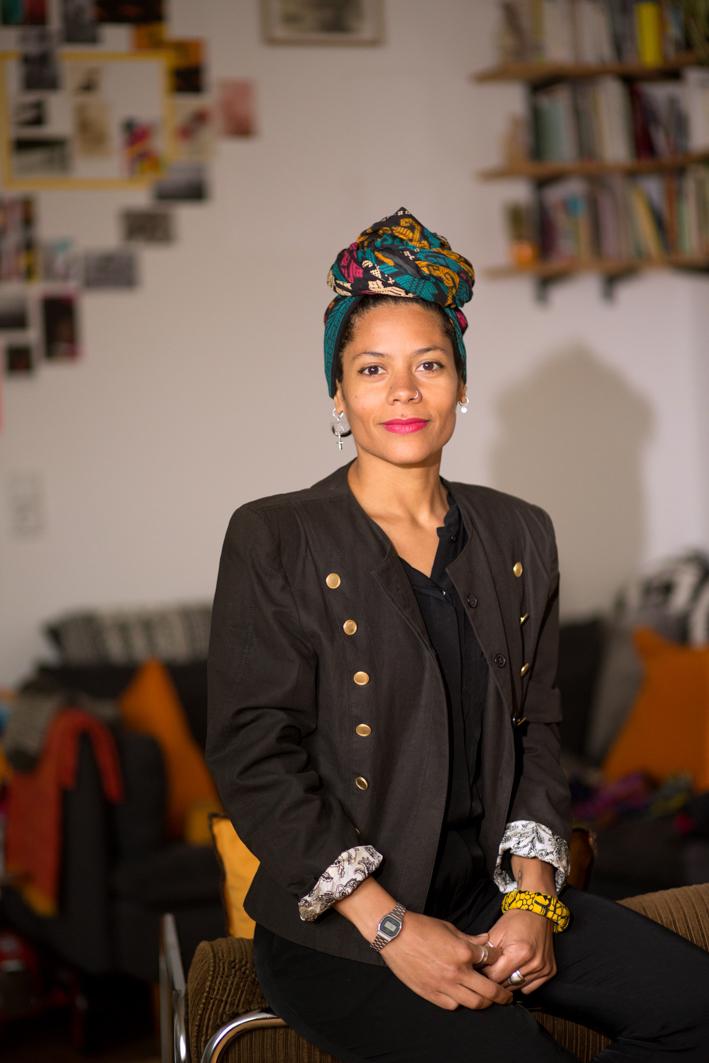 Intersektionalität als Praxis: Interview mit Emilia Roig
