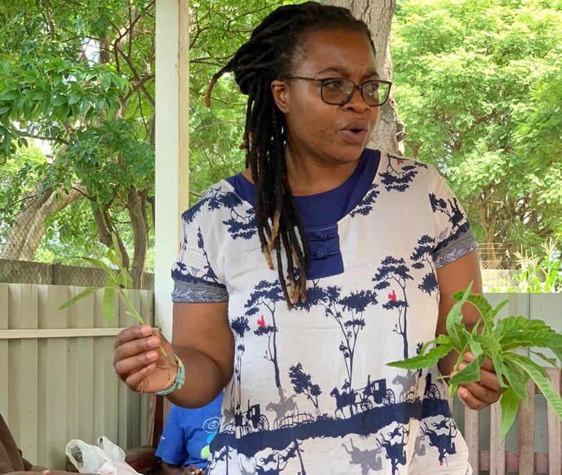 Von Poesie zu Permakultur: Ein Interview mit Linda Gabriel über Empowerment von Frauen