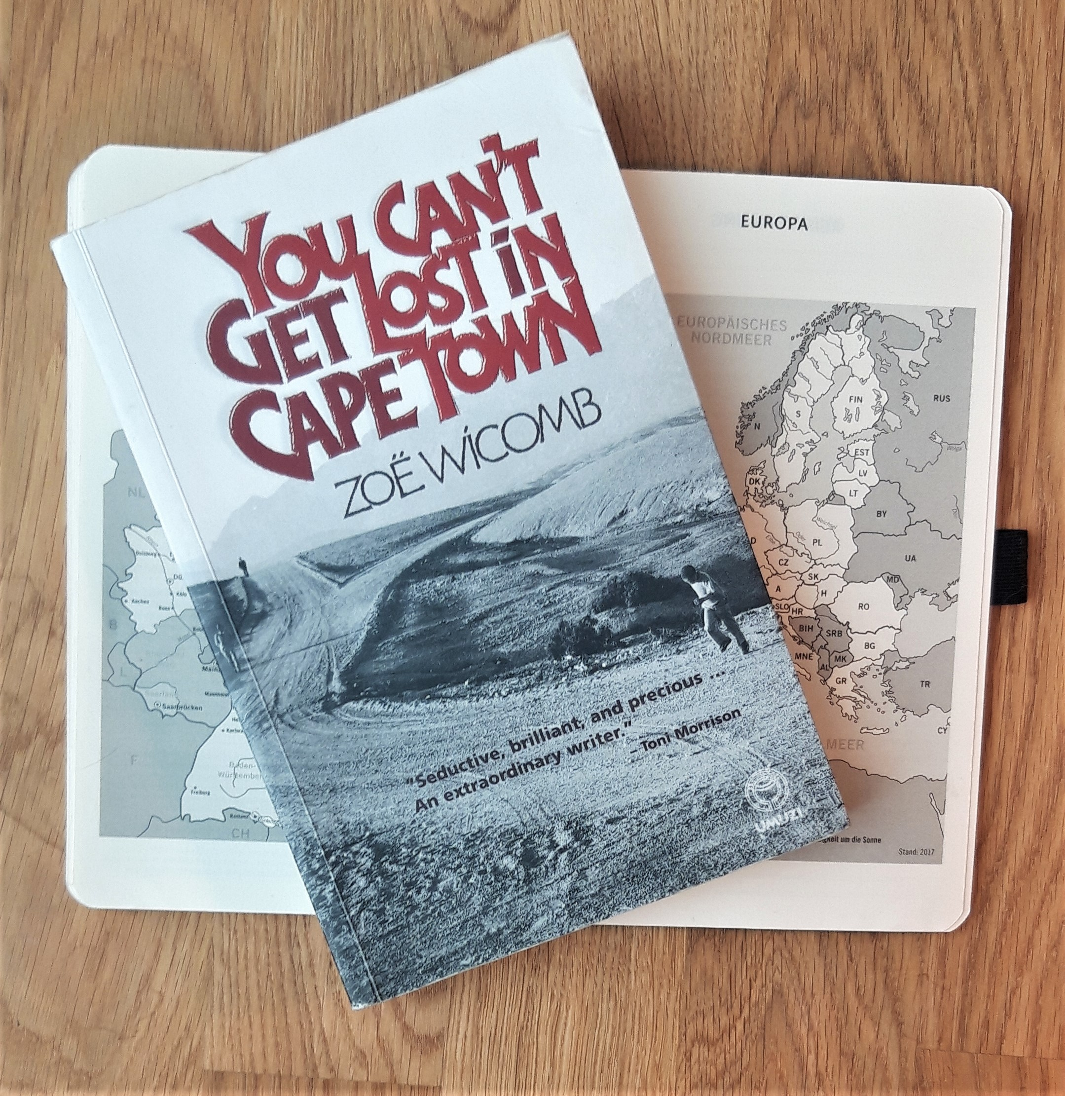 Postcolonial literatures and Eurocentrism: Zoe Wicomb's You can't get lost in Cape Town