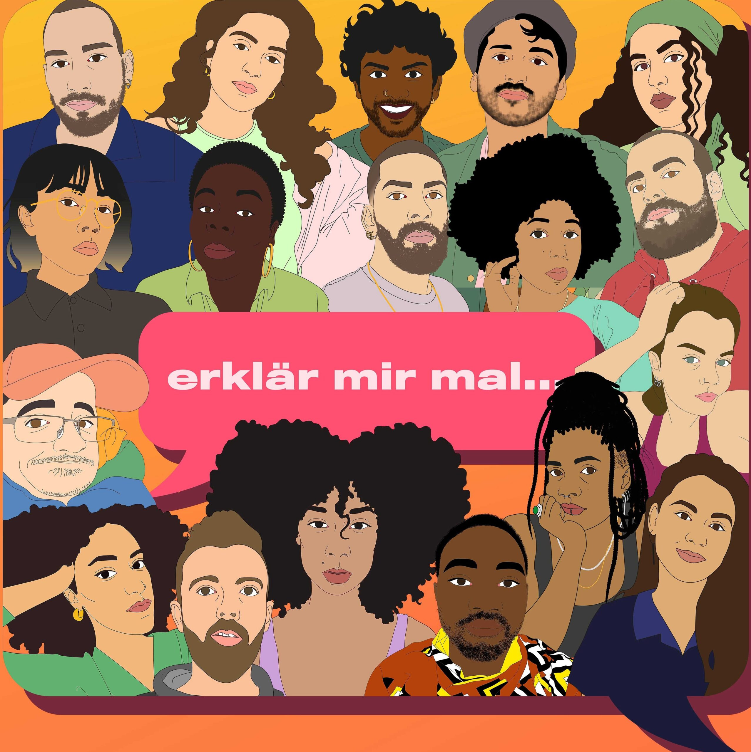 "Political Terms and (Un)just Social Structures: An Interview with the Producers of ""Erklär mir mal…"" (Explain it to me)"