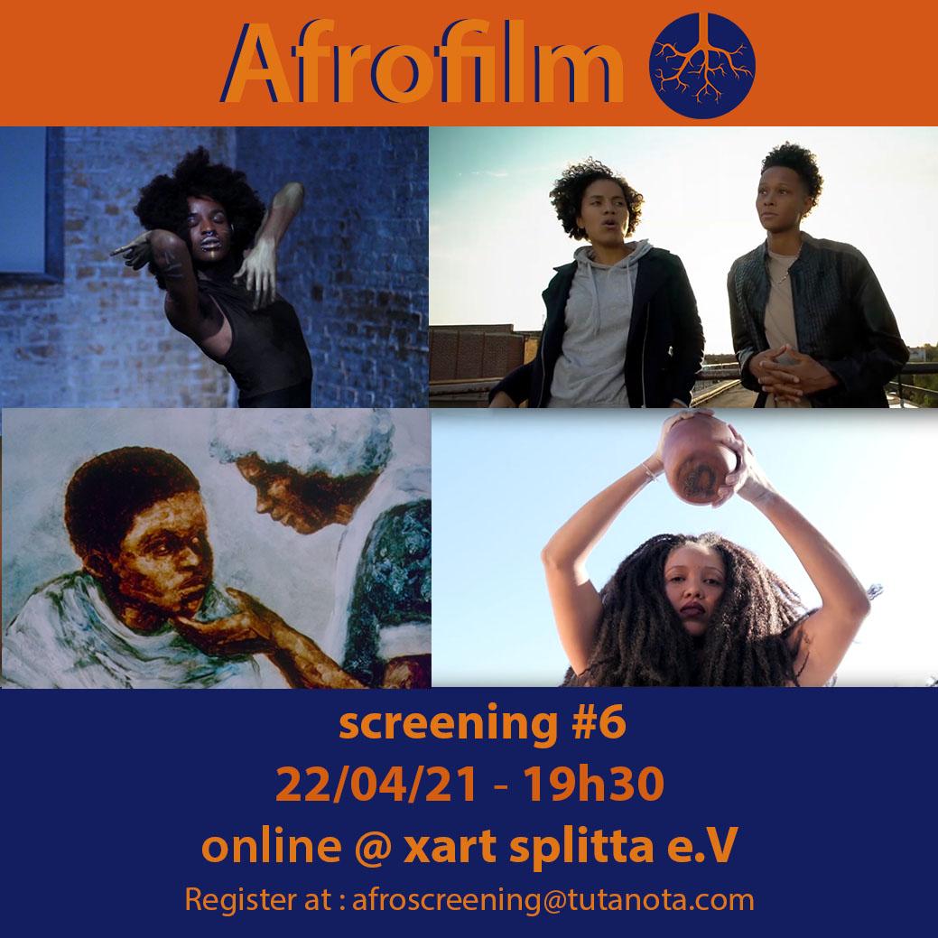Afrofilm Screening #6 I Diasporic Realities