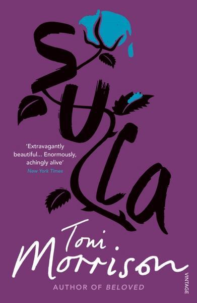 sula toni morrison book cover