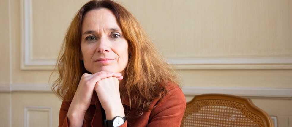Literaturgespräch mit Francesca Melandri
